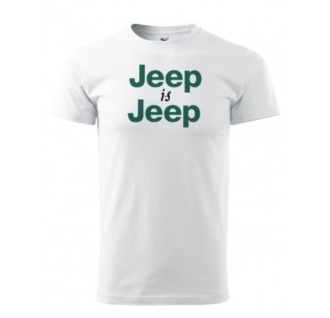 jeep is jeep